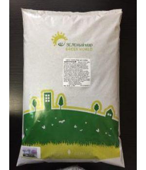Газонная трава ЦВЕТОЧНАЯ с маргаритками - фасовка 1кг.